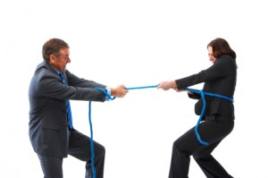 Tug of war - internal recruiting vs outsourcing