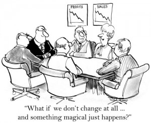 leadership change management