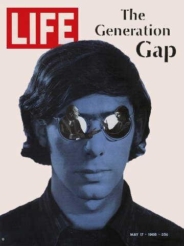 baby Boomers Life Magazine 1968